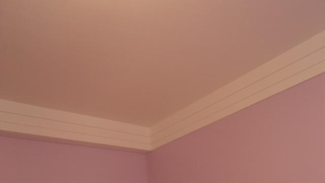 Forros e divis rias de gesso acartonado drywall - Tipos de molduras ...